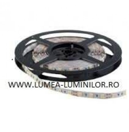 BANDA LED 60pcs/m14.4W/m IP65 RGB